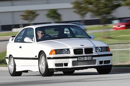 30 years of BMW M3 E36 M3R