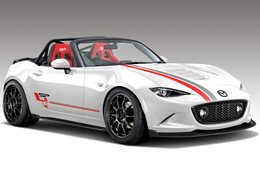 Sweet Dream Mazda MX5 SP