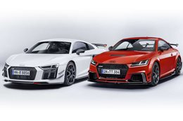 audi TT RS and Audi R8 performance parts main 1