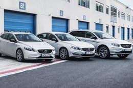 Volvo XC60 selection