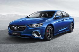 2018 buick regal gs main