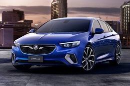2018 Holden Commodore VXR main