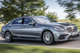 2018 Mercedes Benz and AMG S Class to feature hybrid straight six