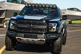 Custom Ford F150 Raptor front