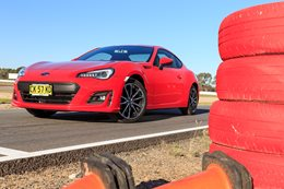 2017 Subaru BRZ bang for your bucks