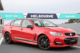 Final Holden Commodore