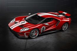 Le Mans edition Ford GT