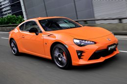 2017 Toyota 86 Limited Edition main