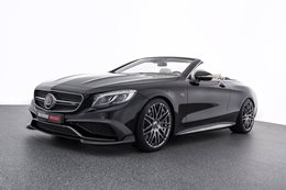 Mercedes AMG S 65 based Brabus Rocket 900 convertible