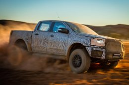 Ford Ranger Raptor main1