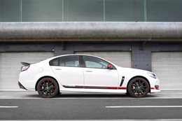 Holden Motorsport #5 special edition