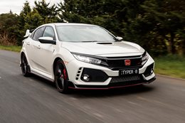 2017 Honda Civic Type R main