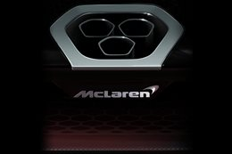 McLaren Ultimate Series Project