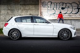 2017 BMW M140i Performance Edition side