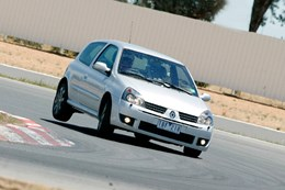 2005 Renault Sport Clio Cup nw