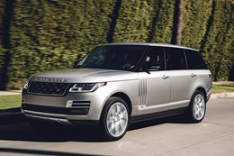 2018 Range Rover SV Autobiography main