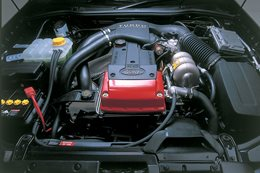 ford barra turbo inline six