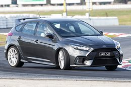 2017 Ford Focus RS track main