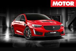 HSV ZB Commodore VXR Sweet Dream