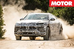 2018 Lamborghini Urus First drive feature