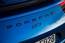 Next Porsche 911 GT3 to be 400kW turbo