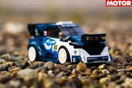 M Sport Ford Fiesta WRC Lego kit revealed