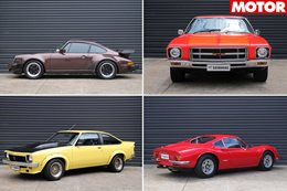 Classic icons to sell at Shannons Sydney Auction
