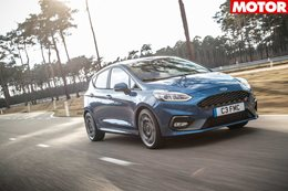 New Ford Fiesta ST gains optional LSD news
