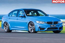 BMW M3 a used car bargain over C63 S and RS4