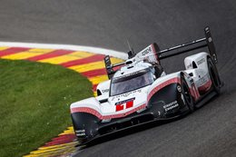 Porsche 919 Hybrid breaks Spa lap