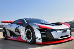 Audi Vision Gran Turismo concept becomes reality