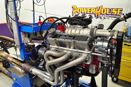Powerhouse Engines E85 dyno test