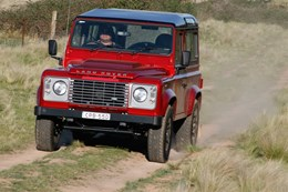 Land Rover Defender 90 review