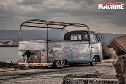 1954 VW Kombi single cab ute Grover
