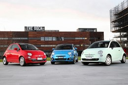 Fiat 500 first test drive review
