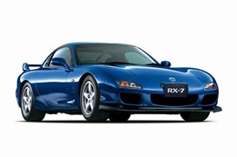 Mazda RX-7 return