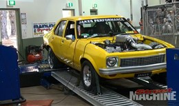 2000HP Turbocharged Torana