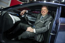 Andy Palmer Aston Martin CEO