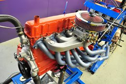Hemi six 265ci Powerhouse engines