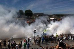 Summernats 28: new burnout record