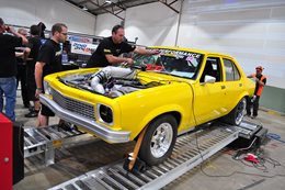Jade Edwards 2000hp Torana