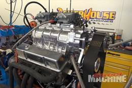 Powerhouse Engines 350 V8