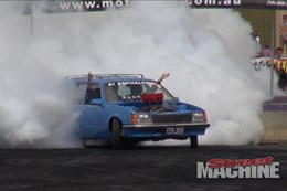 ITS253 burnout Motorfest