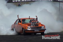 Motorfest burnout video