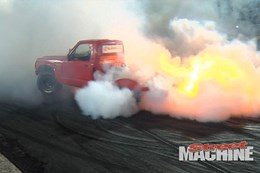 Burnout King Perth 2015