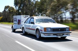 Terry Seng HDT275 VC Commodore