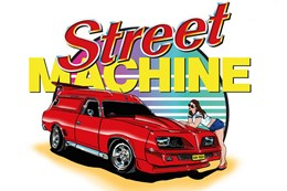 WIN A STREET MACHINE STICKER PACK COMPETITION | VAN WHEELS