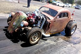 Fiat Topolino Rat Rod