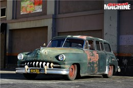 This DeSoto Powermaster may look like an old snotter but underneath it's anything but