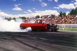 Graham Cowley HR Holden ute